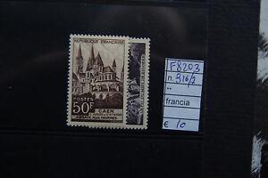 FRANCOBOLLI-FRANCIA-NUOVI-N-916-17-F8203