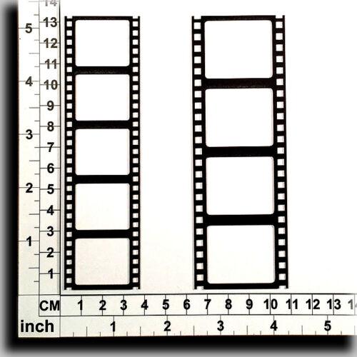 Chipboard Embellishments for Scrapbooking Film Strips 61233b Cardmaking