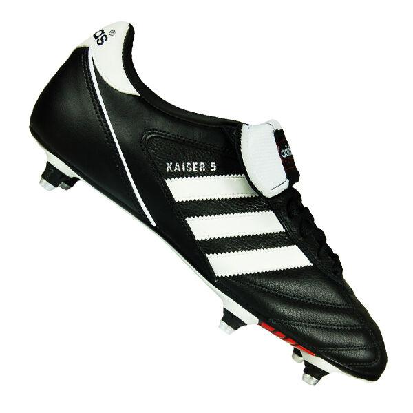 Adidas Kaiser 5 Coppa Sg Bianco Nero