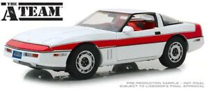 GREENLIGHT-1-18-SCALE-1985-CHEVROLET-CORVETTE-C4-MODEL-BN-13532