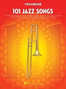 101 Jazz Songs For Trombone Instrumentale Solo Livre Neuf 000146370-afficher Le Titre D'origine CéLèBre Pour Des MatéRiaux SéLectionnéS, Des Conceptions Originales, Des Couleurs DéLicieuses Et Une Finition RaffinéE