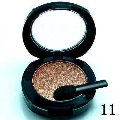 Single Cosmetics Eye Shadow Makeup Pressed Powder Eyeshadow Palette D2742-D2753