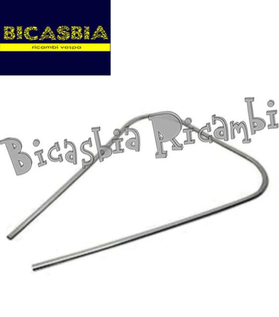 8516 BORDO SCUDO IN MERAL PLASTICA SATINATA VESPA 125 150 200 PX - ARCOBALENO T5
