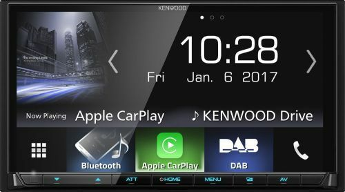 Kenwood DMX7017-DABS 2-DIN Radio Apple Car Play Android Auto Bluetooth Spotify