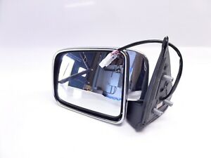 NEW-GENUINE-FORD-RANGER-02-11-LEFT-ELECTRIC-BRIGHT-CHROME-DOOR-WING-MIRROR-RHD