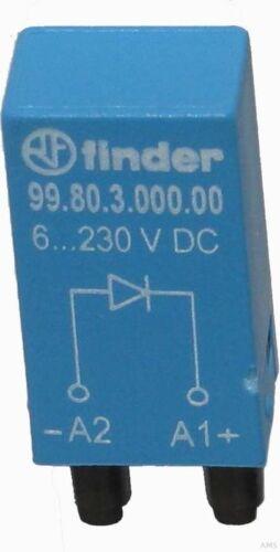 220VDC für Fas Finder Freilaufdiode 6. 94.82//83//84 99.80.3.000.00