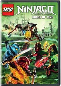 LEGO-Ninjago-Masters-of-Spinjitzu-Season-7-Hands-of-Time-2-Disc-DVD-NEW