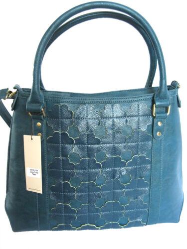 azulado Julia imitaci verde bolso oliva verde Darling Tote 7Id4UIq
