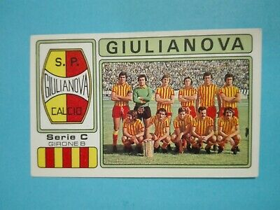1975-76 Squadra PERUGIA Calciatori Panini SCEGLI *** figurina con velina ***