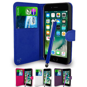 Cover custodia portafogli in similpelle per Apple iPhone 6/6S con