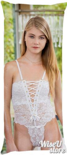 Hannah Hays Pornstar Full Body Dakimakura Pillow cover case Pillowcase