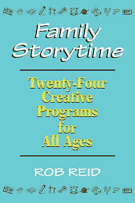 1 of 1 - Family Storytime: 24 Creative Programs for All Ages