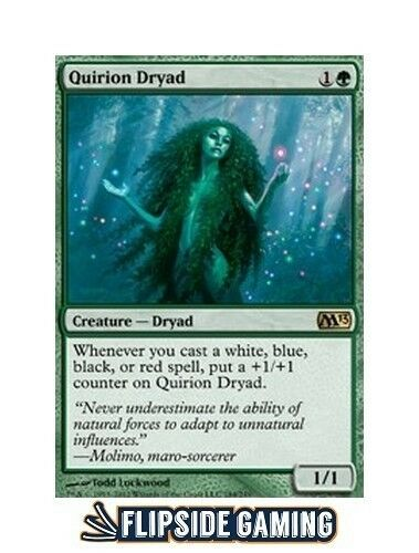 M13 4x Quirion Dryad SP or Better ~Flipside2~