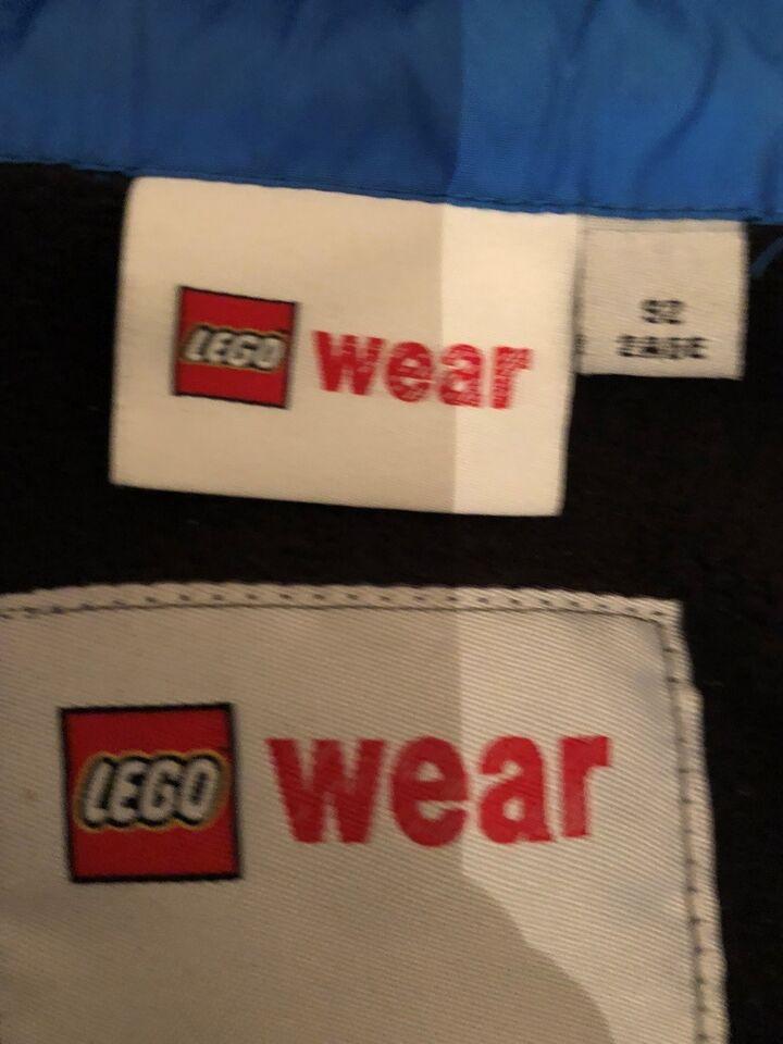 Vest, Vest , Lego