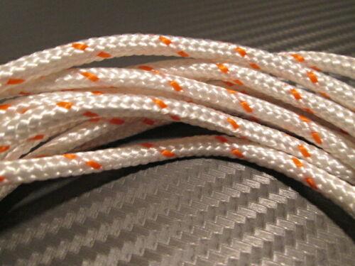 12FT Starter Rope Pull Cord 3.5MM HUSQVARNA STIHL POULAN ECHO TROY BILT CHAINSAW