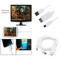 Micro USB 3.0 MHL To HDMI 1080P HDTV Adapter Cable For Samsung Galaxy Note 3 Tuk
