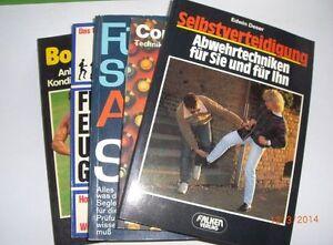 5 Taschenbuecher: Computer + Bodybilding + Segel Führerschein + Selbstvert./s33