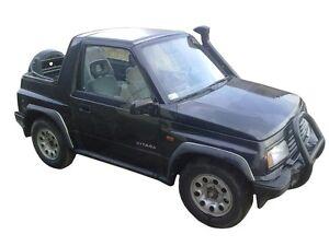 Image Is Loading Suzuki Vitara Cabrio Roof
