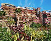 Anfi Beach Club; week 28; school holiday; Gran Canaria, 5*; 2 bed 2 bath sleep 6