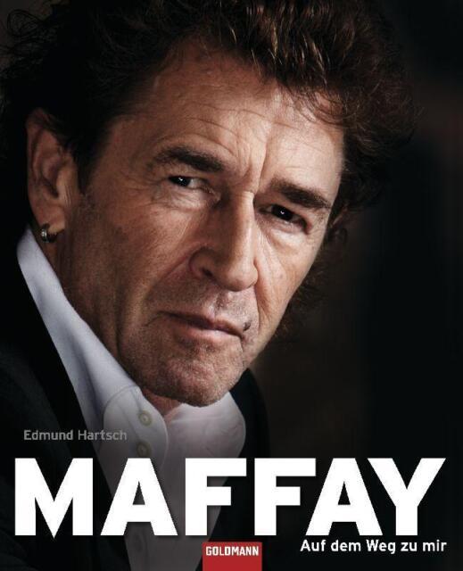 Edmund Hartsch: Maffay-Auf dem Weg zu mir (Biografie/Goldmann-Verlag) /ungelesen