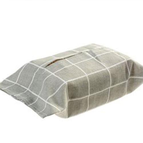 Durable Linen Paper Towel Paper Towel Bag Paper Bag Cloth  Paper Bag Tissue Box