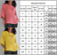 thumbnail 2 - Plus-Size-Ladies-Tunic-Blouse-Kaftan-Tops-Travel-Summer-Casual-Loose-Baggy-Shirt
