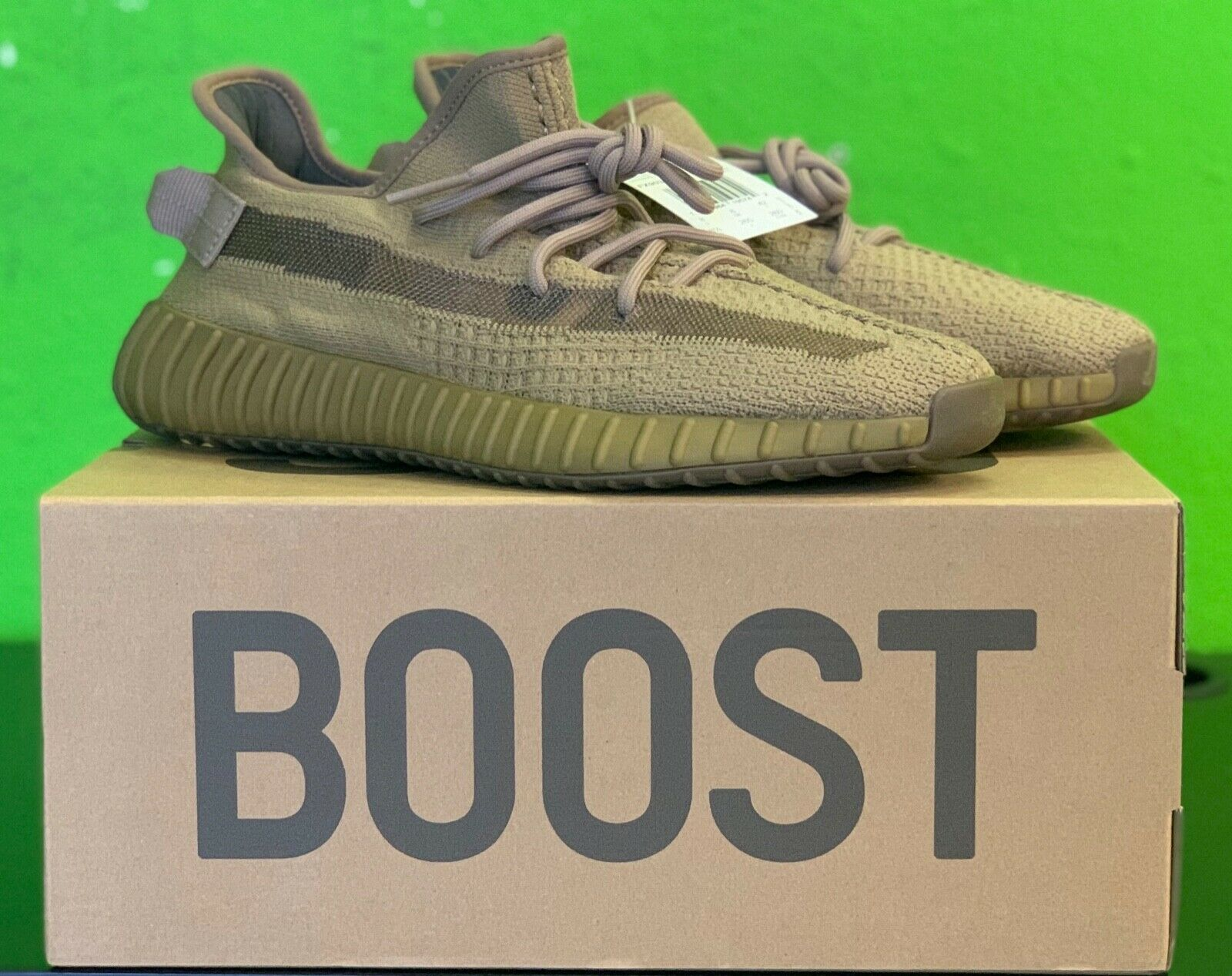 Ponte de pie en su lugar sarcoma Culpable  100 Authentic Yeezy Season 4 Military Combat Boot Sand Kanye West EUR 43  for sale online | eBay