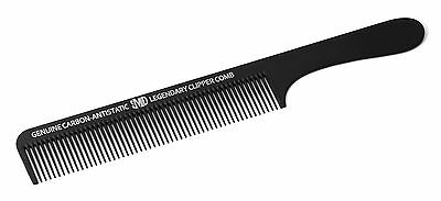 MD Legendary Anti-Static Carbon Clipper Comb