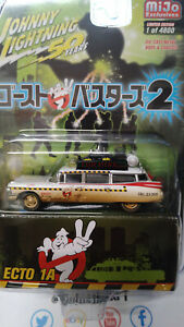 Johnny-Lightning-Ghostbusters-2-Ecto-1A-1959-Cadillac-4800-ex-NG85