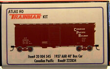Atlas 20004545 CP - Canadian Pacific #222834 HO Trainman Kit