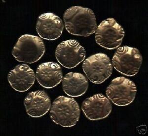 Gold Padma Tanka 10 Century Asia Scarce