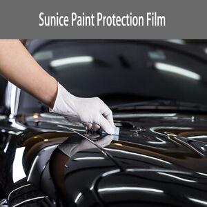 Car Paint Protection >> Details About Ppf Clear Car Paint Protection Film Car Body Decor Tph Car Wrap Film Antiscratch