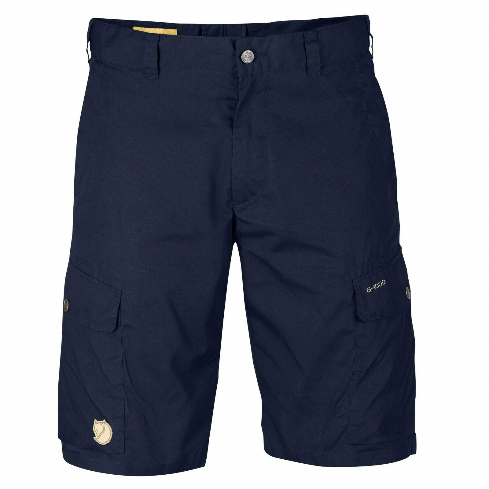 Fjäll Räven Ruaha Men's Shorts Dark Navy Men's Shorts from G1000 Light
