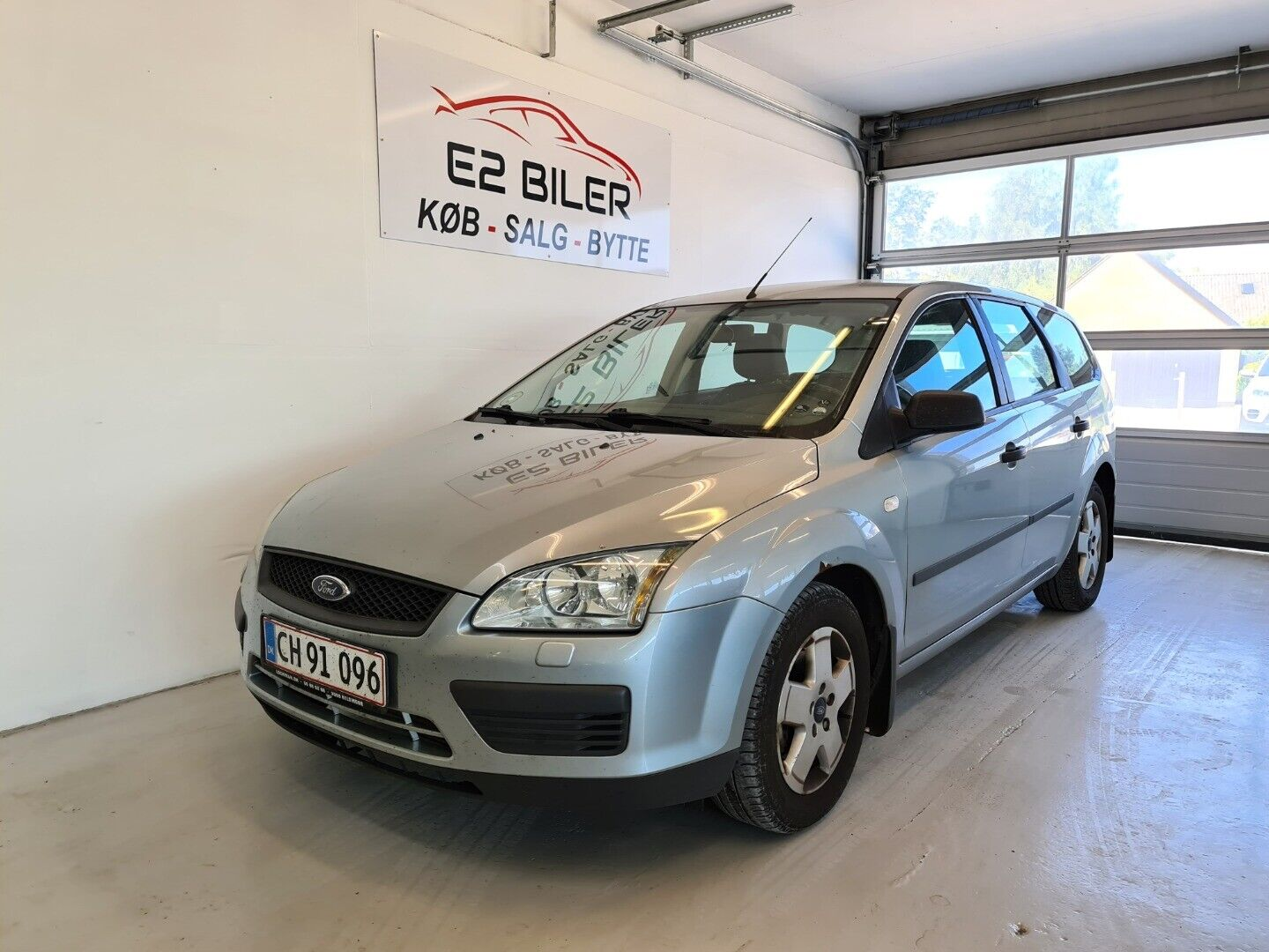 Ford Focus 1,6 TDCi 109 Trend stc. 5d - 10.900 kr.