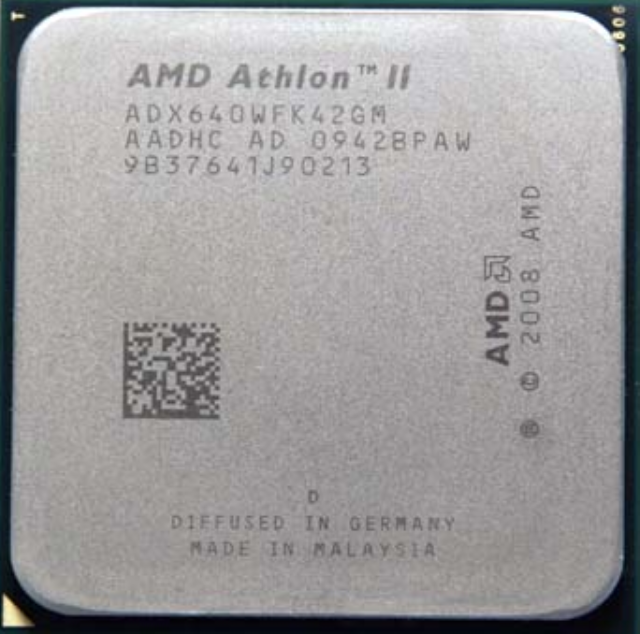 AMD CPU Athlon II X4-640 3.0GHz Socket AM3