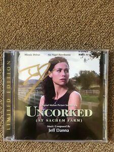 Limited-Edition-Uncorked-At-Sachem-Farm-Movie-Soundtrack-Jeff-Danna-SIGNED