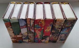 8-Vintage-russische-Mini-4-034-Buecher-1001-Naechte-Arabische-Geschichten-Rary-1-8