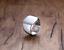 Anello-Fede-a-Fascia-Uomo-Donna-Unisex-Acciaio-Inox-Steel-Nero-Black-Incisione miniatura 16