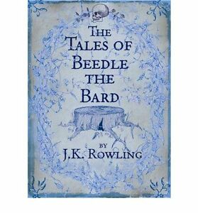 The-Tales-of-Beedle-the-Bard-by-J-K-Rowling-Hardcover-Book-NEW-amp-Free-Postage