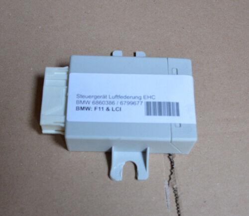 6799677 BMW F11 /& LCI Luftfederung Steuergerät F11 EHC BMW 6860386