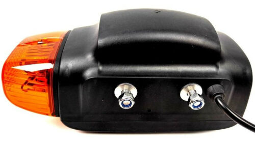 Scheinwerfer Links mit Blinker UNIVERSAL BAUMASCHINEN SCHLEPPER BAGGER TRAKTOR