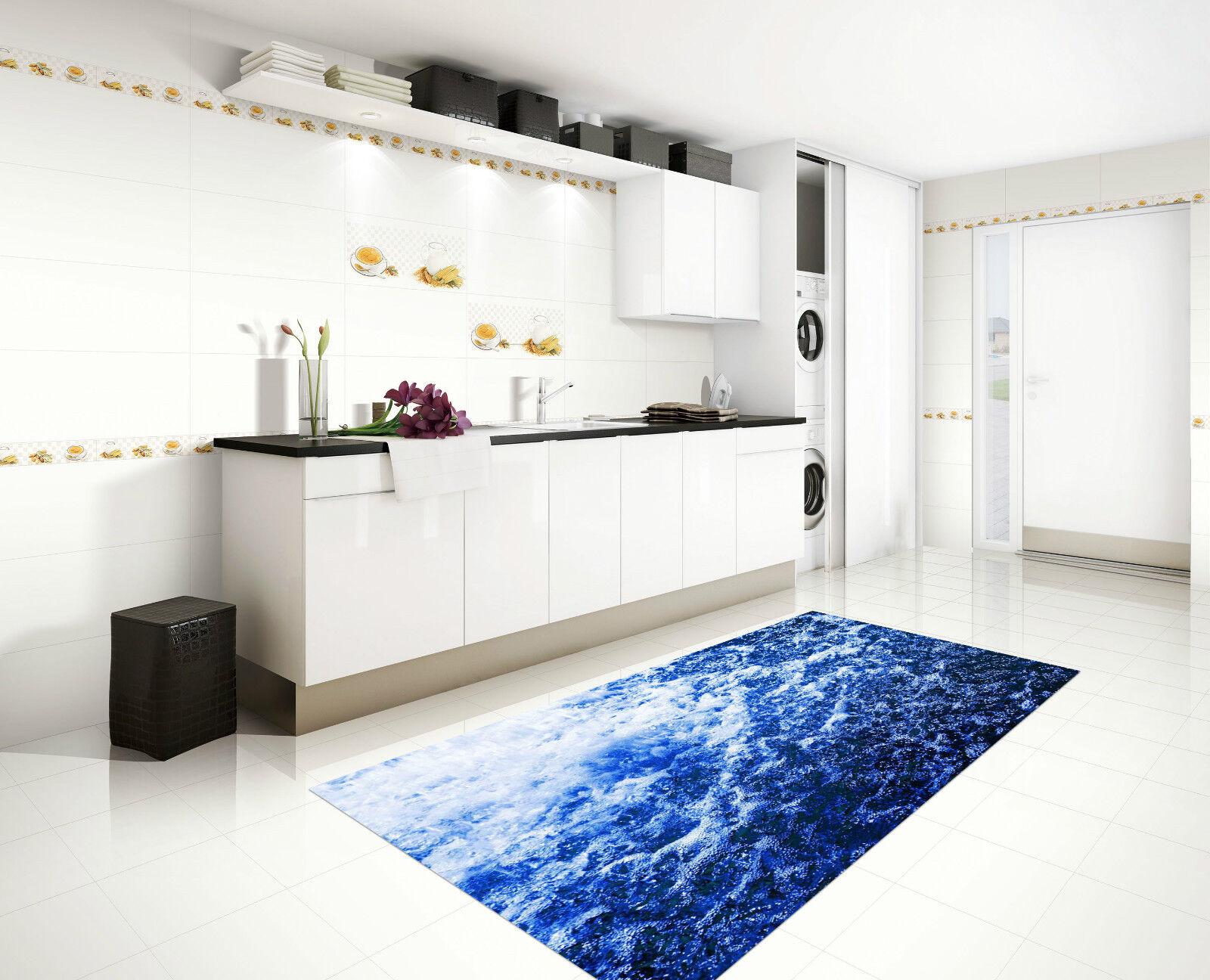 3D Mer Mer Mer Vagues Écume 207 Décor Mural Murale De Mur De Cuisine AJ WALLPAPER FR | Qualité Supérieure  5a39cd