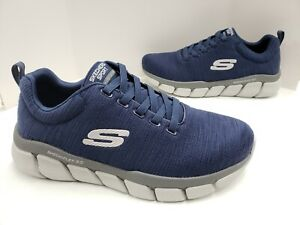 50% price quality design detailed look Details about Mens Skechers SKECH FLEX 3.0 - STRONGKEEP 52843 EWW NVGY Navy  Gray EXTRA WIDE