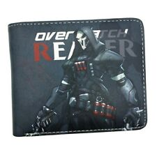 New Awesome Overwatch Print BI-Fold Wallet UK Sale