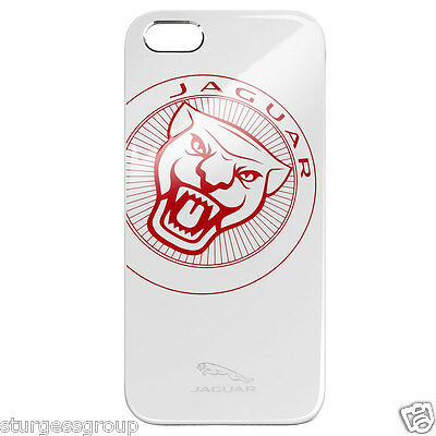 Jaguar Iphone 5 & 5S Phone Case Cover 'Growler' Genuine OE Brand New