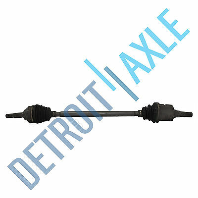 Complete Front Passenger Side CV Drive Axle Shaft ABS for Prizm Toyota Corolla