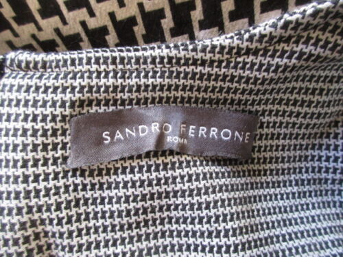 Ferrone Größe Kleid Grau 60 Sandro 38 À 0ZqP5