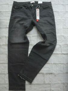 Sheego-Jeans-Trousers-Stretch-Black-Tone-Size-44-to-58-642-New