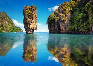 A4-Beautiful-Tropical-Island-Poster-Size-A4-Sea-Nature-Poster-Gift-14140