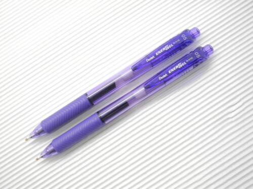 12 Color NEW COLOR Pentel Ener Gel BLN-105 0.5mm roller ball pen Tracking No.